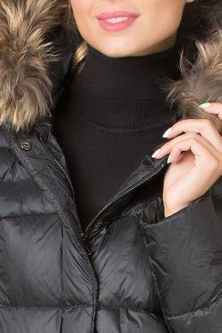 Пуховик Conso                                                                                                              чёрный цвет