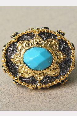 Кольцо NINA FORD                                                                                                              многоцветный цвет