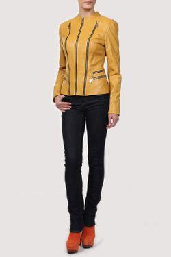Куртка Dipol                                                                                                              желтый цвет