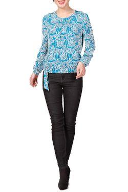 Джемпер Rosso-Style                                                                                                              голубой цвет