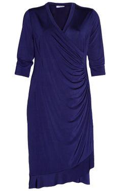 Платье Klod' elle                                                                                                              синий цвет