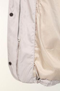 Пальто Пуховое Acasta                                                                                                              бежевый цвет