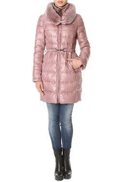 Пальто Пуховое Acasta                                                                                                              розовый цвет