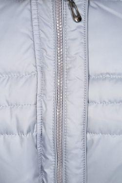 Пальто Пуховое La Masa                                                                                                              серый цвет
