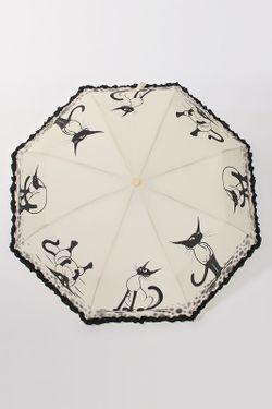 Зонт Складной Anna Wolf                                                                                                              многоцветный цвет