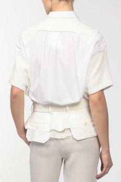 Свитер Джерси Sacai                                                                                                              белый цвет