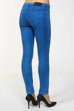 Джинсы Each X Other                                                                                                              синий цвет