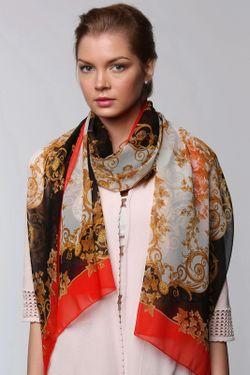 Палантин Versace                                                                                                              красный цвет