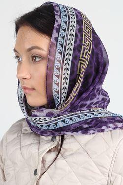 Палантин Versace                                                                                                              многоцветный цвет