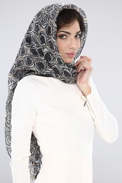 Платок Ungaro                                                                                                              серый цвет