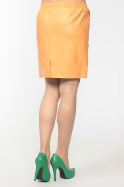 Юбка Спорти Alicestreet                                                                                                              оранжевый цвет