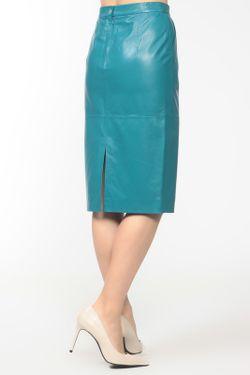 Юбка Мисс Alicestreet                                                                                                              голубой цвет