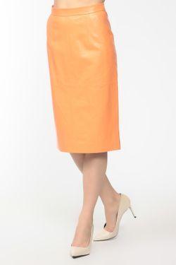 Юбка Мисс Alicestreet                                                                                                              оранжевый цвет