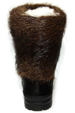 Унты Moregor                                                                                                              коричневый цвет