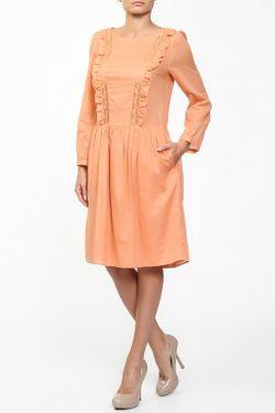 Платье Paul & Joe Sister                                                                                                              оранжевый цвет