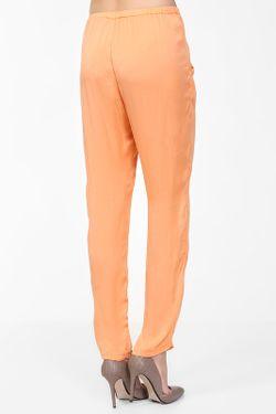 Брюки Hache                                                                                                              оранжевый цвет