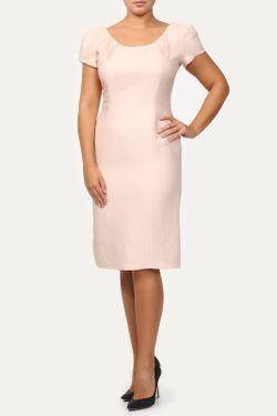 Платье Giorgio Armani                                                                                                              розовый цвет