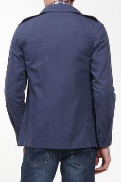 Куртка A.P.C.                                                                                                              синий цвет