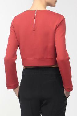 Свитер Вязаный Marc Jacobs                                                                                                              красный цвет