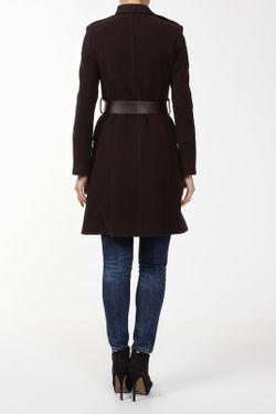 Пальто MOSQUE                                                                                                              коричневый цвет
