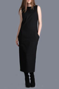 Платье ЭНСО                                                                                                              чёрный цвет