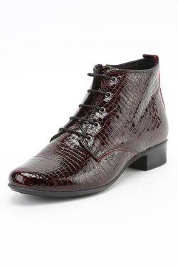 Ботинки Benta                                                                                                              красный цвет