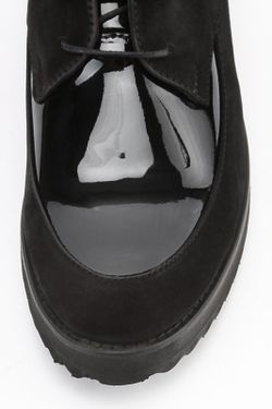 Полуботинки Benta                                                                                                              черный цвет