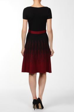 Платье Luisa Spagnoli                                                                                                              красный цвет