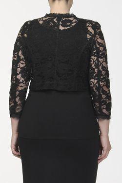 Болеро Elisa Fanti                                                                                                              черный цвет