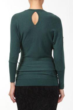Джемпер Elisa Fanti                                                                                                              зелёный цвет