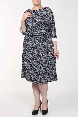 Платье FRIO                                                                                                              синий цвет