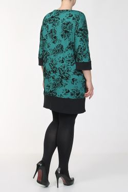 Платье FRIO                                                                                                              зелёный цвет