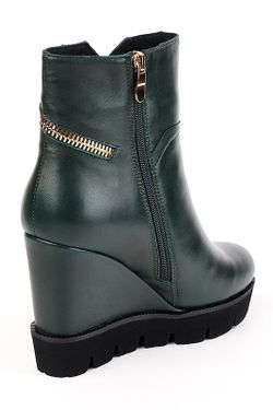 Ботинки Grand Style                                                                                                              зелёный цвет