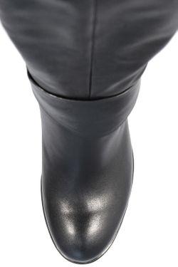 Сапоги Bravo                                                                                                              черный цвет