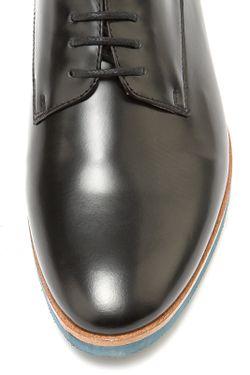 Туфли Bravo                                                                                                              чёрный цвет