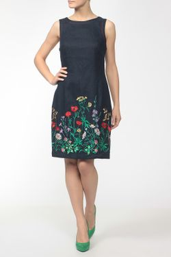 Платье Gabriella                                                                                                              синий цвет