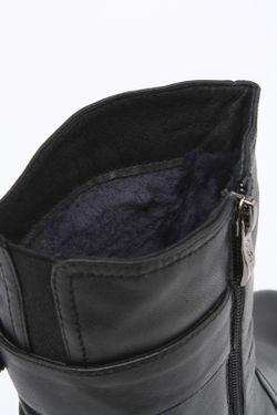Сапоги Brucco                                                                                                              черный цвет