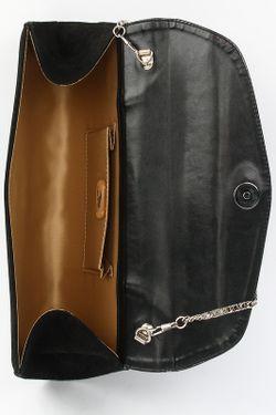 Клатч Asensio                                                                                                              чёрный цвет