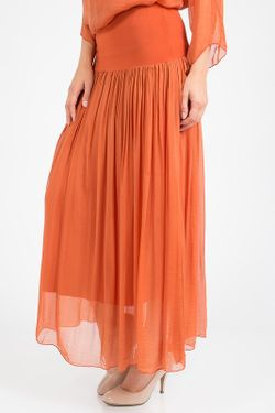 Юбка Amado Barcelona                                                                                                              оранжевый цвет