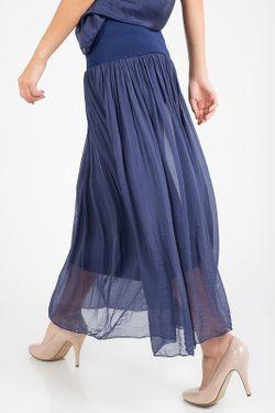 Юбка Amado Barcelona                                                                                                              синий цвет