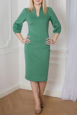Платье Сандра Spicery                                                                                                              зелёный цвет