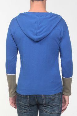 Толстовка ARMANI JEANS                                                                                                              синий цвет