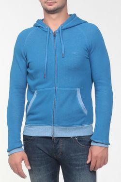 Олимпийка ARMANI JEANS                                                                                                              синий цвет