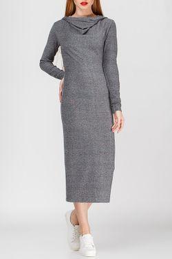 Платье Adelin Fostayn                                                                                                              серый цвет
