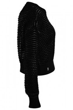 Пуловер Philipp Plein                                                                                                              черный цвет
