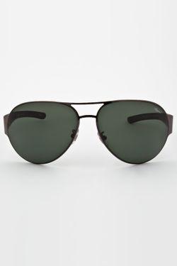 Очки Солнцезащитные CHOPARD                                                                                                              черный цвет