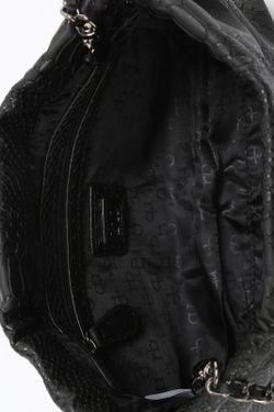Сумка Roccobarocco                                                                                                              чёрный цвет