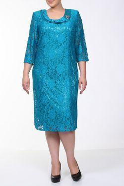 Платье Q'NEEL                                                                                                              голубой цвет