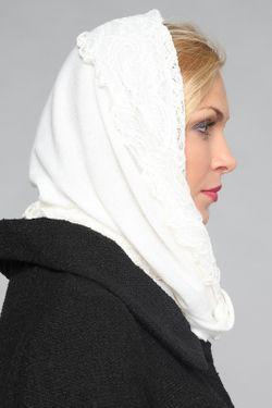 Снуд Lak Miss                                                                                                              белый цвет