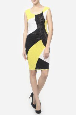 Платье Вязаное Catherine Malandrino                                                                                                              многоцветный цвет